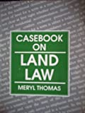 img - for CASEBOOK ON LAND LAW. book / textbook / text book