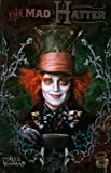 (22x34) Alice in Wonderland Movie (Mad Hatter) Poster Print