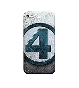 Ebby Premium Printed Back Case Cover With Full protection For Apple iPhone 4 / Iphone 4S (Designer Case)