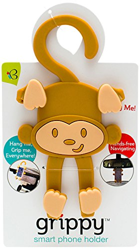 Buggygear Grippy Smart Phone Holder - Monkey - 1