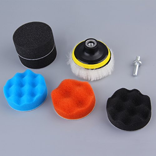 catuo-7pcs-polishing-buffing-pad-auto-car-polisher-buffer-set-with-drill-adapter-kit