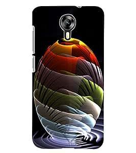 ColourCraft Colourful Beautiful Image Design Back Case Cover for MICROMAX CANVAS XPRESS 2 E313