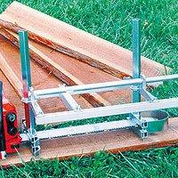 Alaskan MK III Portable Lumber Mill, Model# G776-30