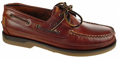 Sperry Mako 2-Eye Canoe Moccasins, AMARETTO, 9.5
