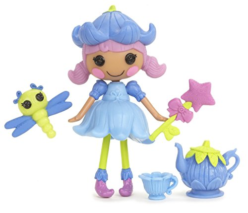 Mini Lalaloopsy Doll - Bluebell Dewdrop - 1