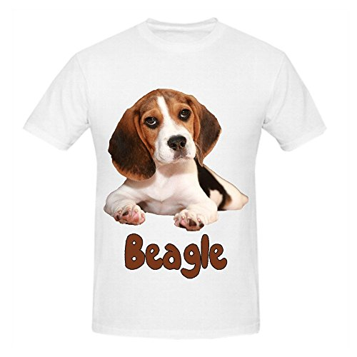 the-beagle-dog-mens-crew-neck-casual-t-shirt-white