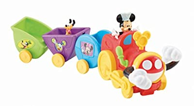 Fisher-Price Disney Mickey Mouse Clubhouse Wobble Bobble Choo Choo by Fisher-Price