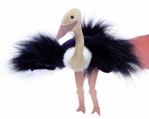 Hape - Beleduc - Ostrich Glove Puppet - 1