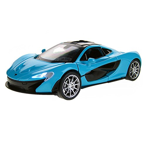 Child's Best Gift Cool Racing Model Car Alloyed Car Model,Blue (Cool Model Cars compare prices)