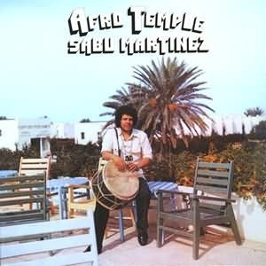 afro temple LP by Sabu Martinez
