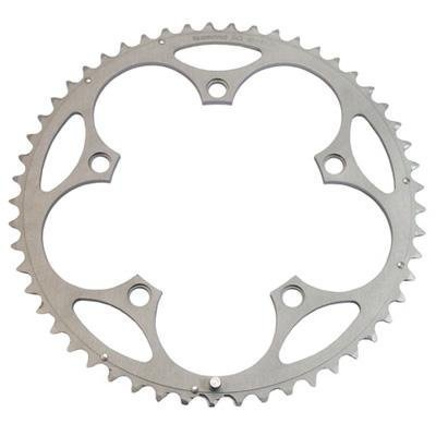 Shimano Ultegra 9-Speed Triple Chainring (Silver, 42 Tooth)
