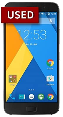 Used Lenovo Zuk Z1 (Space Grey, 64GB)
