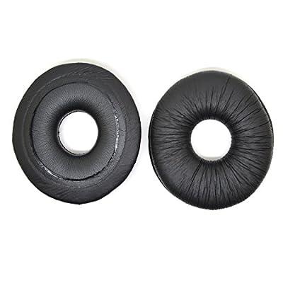 Panasonic Technics RP DJ1200, DJ1210 Headphone Replacement Ear Pad / Headset Cushion Parts (Black)
