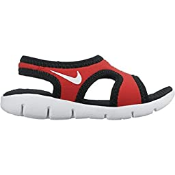 Nike Sunray 9 (TD) Toddler Boys\' Sandal #344636-602 (7 Toddler M)