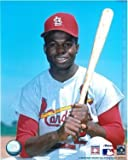 Lou Brock unsigned St. Louis Cardinals 8x10 Photo at Amazon.com