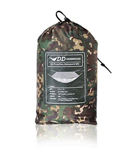 DD-Frontline-MC-atmungsaktive-Reisehngematte-Camouflage-mit-Moskitonetz-und-zweilagiger-Liegeflche-fr-Isomatte