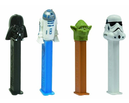 star-wars-pez-x4-1-of-each-r2d2-yoda-darth-vader-storm-trooper-with-pez-refills