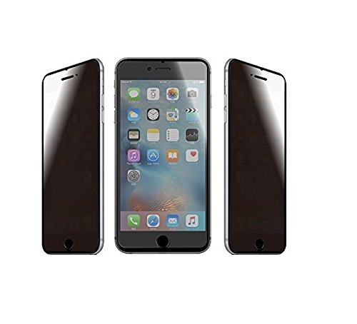 覗き見防止 ガラスフィルム 液晶保護フィルム 強化ガラス iPhone 6s / iphone 6 ( iphone6s iphone6 ) 左右 覗き見防止 新設計 3D touch 対応 プライバシーガード スクリーンプロテクター 超耐久 超薄型 Apple アップル アイフォン6s iphone6 シックスエス【表面硬度9H・ラウンド処理・飛散防止処理 国産ガラス採用】 DOLPHIN47 EDGE