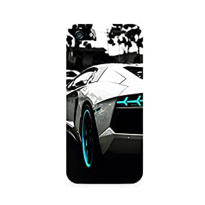 TAZindia Printed Hard Back Case Cover For Apple Iphone 5 5s