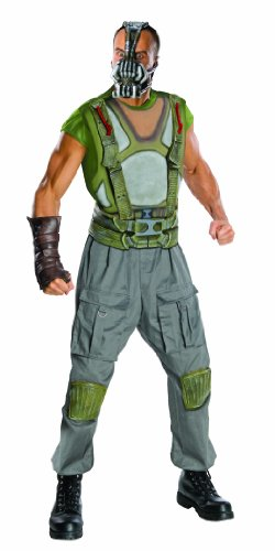Batman The Dark Knight Rises Adult Deluxe Bane Costume