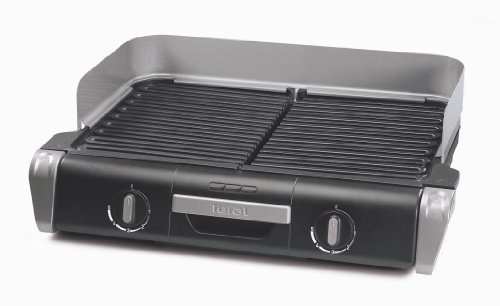 Deals For Tefal TG 8000 BBQ Family electric grill - Electric ...