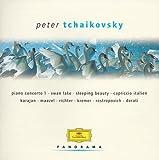 チャイコフスキー: ピアノ協奏曲第1番 ヴァイオリン協奏曲、他