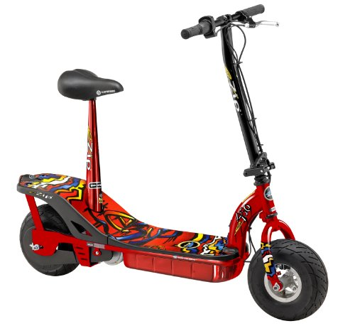 Currie Technologies eZip E450 Electric Scooter (Red)