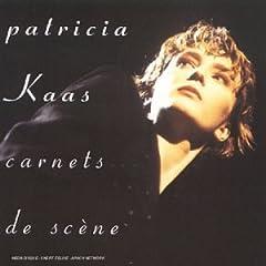 Patricia Kaas   Carnets de Scene preview 0
