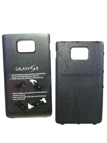 AT&T Samsung Galaxy S2 I777 Door Back Cover Battery Door Galaxy S II OEM by Samsung