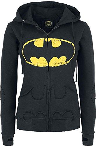 Batman Revenge Felpa donna nero S