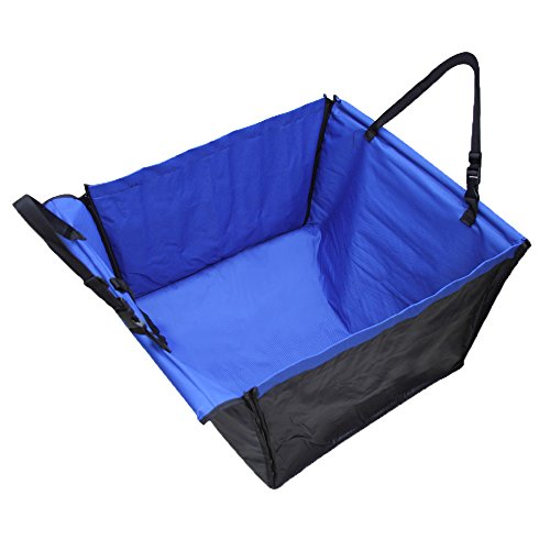 Fuloon-verdoppelte-Schicht-hochwertige-Hundedecke-Autoschutzdecke-Auto-Schutzdecke-Hngematte-Autositz-wasserdicht-fr-Haustier-Hund-Katze-blau