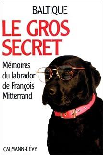Le gros secret : [Mémoires du labrador de François Mitterand], Rambaud, Patrick