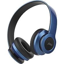 buy Jam - Transit Wireless Over-The-Ear Headphones - Blue