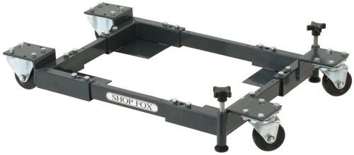 Shop Fox D2260 Mini Mobile Base