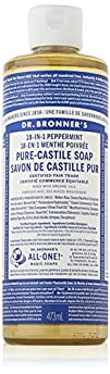 Dr. Bronner's, Liquid Soap, Peppermin…