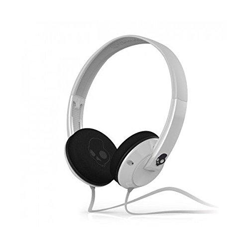 Skullcandy S5Urdz-074 Uprock On-Ear Headphone (White/Black )