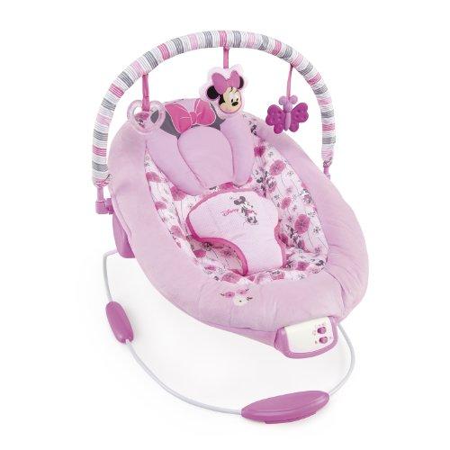 Disney Minnie Mouse Bouncer, Precious Petals at Sears.com
