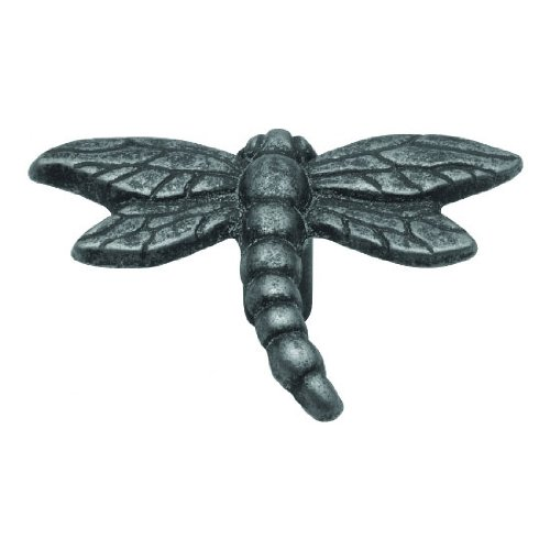 Belwith Rain Forest BW-PA1512-VP Dragon Fly Verde Antique Knob