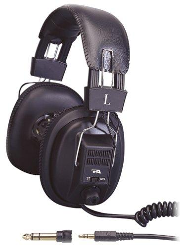 Cyber Acoustics Acm-500R Multi User Stereo Headphones