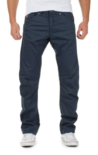 Jack & Jones Herren Chino Hose by Jack & Jones Jeans H/M 2013 Star MOD 9614 blau D.G