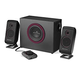 Altec Lansing VS2421 Gaming Stereo Speaker System
