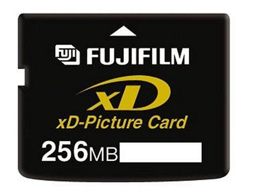 FUJI MEDIA CARD 256MB XD 1