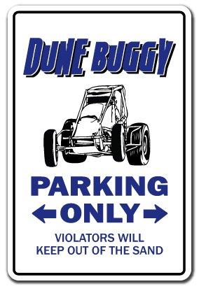 Dune Buggy Street Sign Racing Buggie Driver Gift
