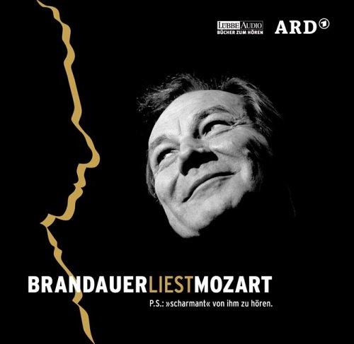 Brandauer liest Mozart. 2 CDs