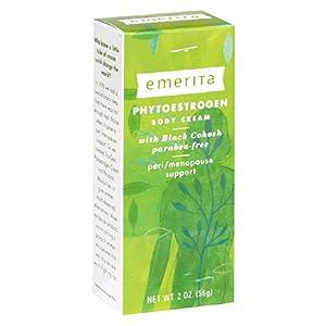 Emerita phytoestrogen cream