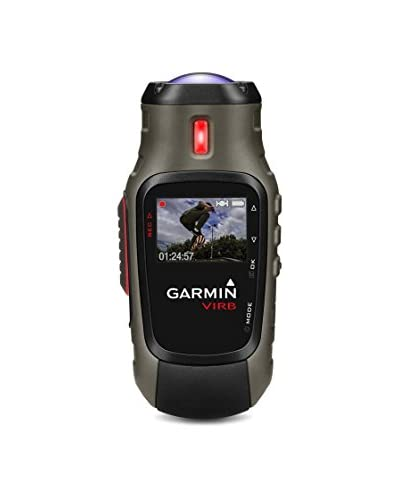 Garmin Virb Elite Dark - Action Camera Gps Verde Militare