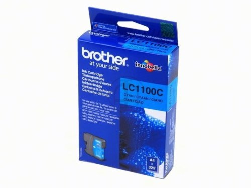 Brother MFC 5895 CW (LC-1100 C)