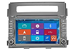 See Crusade Car DVD Player for KIA Soul 2012- Support 3g,1080p,iphone 6s/5s,external Mic,usb/sd/gps/fm/am Radio 6.2 Inch Hd Touch Screen Stereo Navigation System+ Reverse Car Rear Camara + Free Map Details