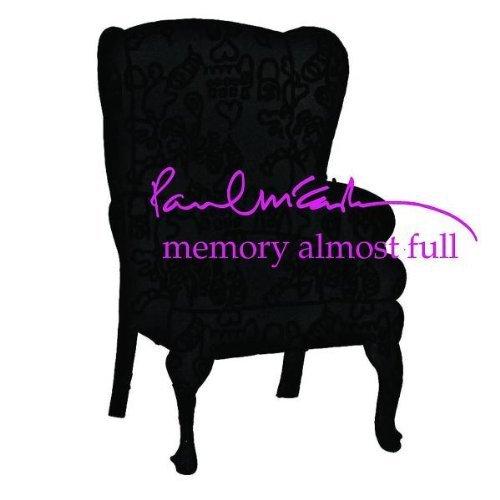 Memory Almost Full by Mccartney, Paul (2007-06-05) (Paul Mccartney Memory Almost Full compare prices)