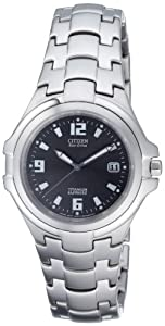 Citizen Super Titanium Unisex Eco-Drive